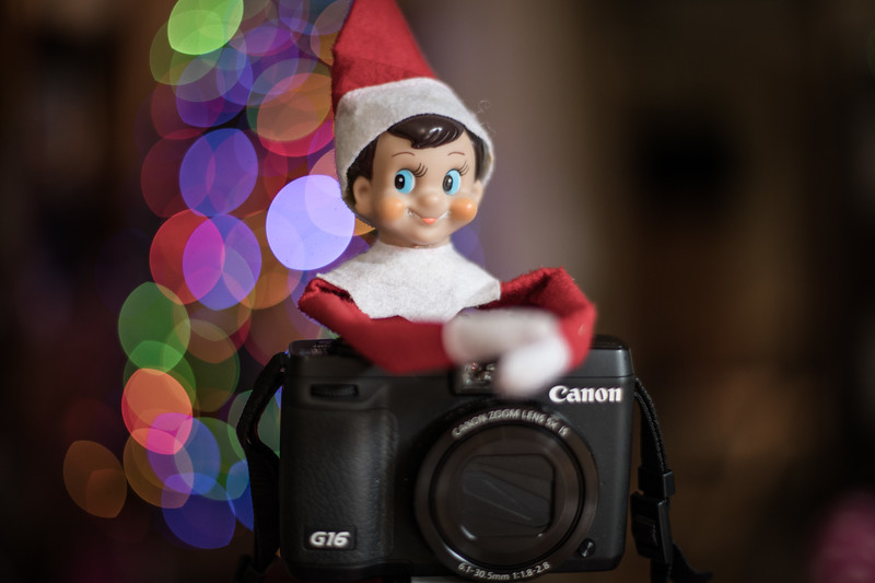 Our Elf on the Shelf, Nobow