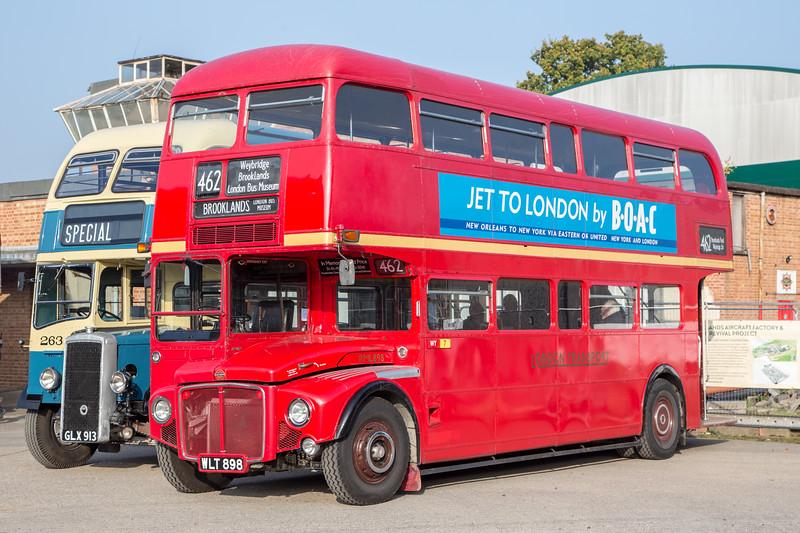 WLT898 London Transport RML898
