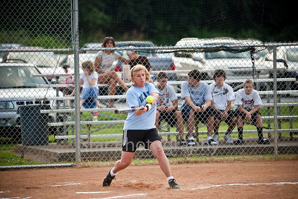 Church Softball Championship 07-21-09