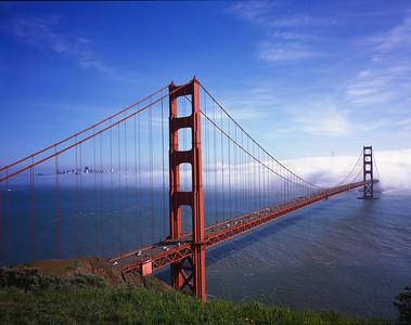 Fort Point, Golden Gate Bridge