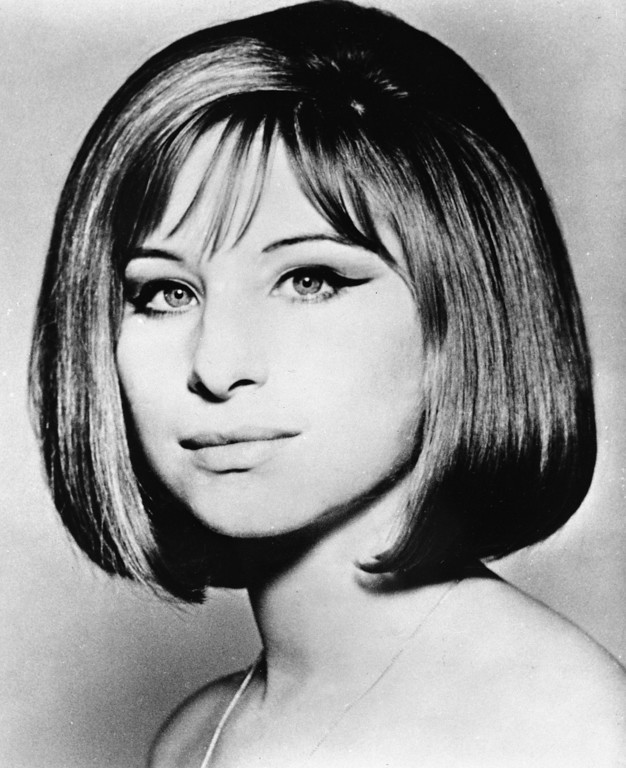 ". Barbra Streisand, star of the Broadway show ""Funny Girl\"" is shown in this file photo dated 1965.   (AP Photo)"