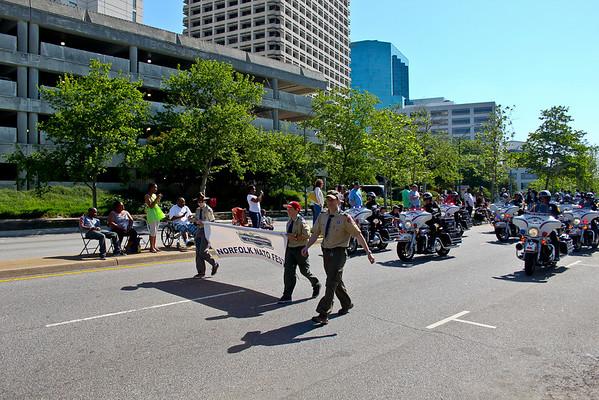 NATO Festival Parade 2011