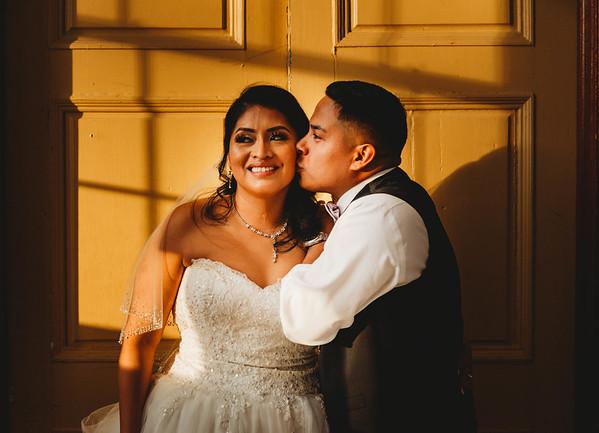 Mariela & Christian Wedding