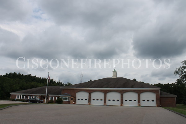 Columbia Fire Department - CT