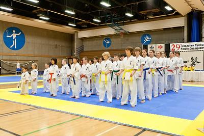 Canadian Kyokushin Karate Championship 2012