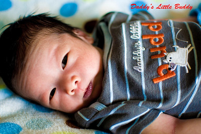 Baby Nathan (Day 10): October 18, 2012