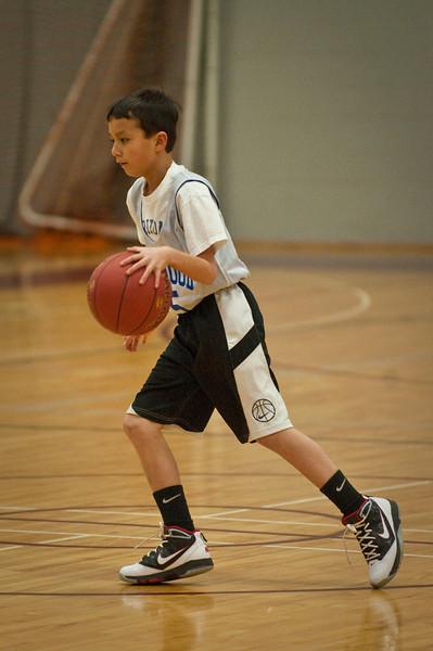 Rockwood Basketball February 2012