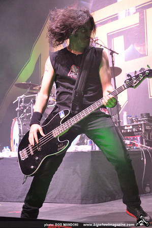 Slayer - Megadeth - Anthrax - at The Pearl in The Palms Casino - Las Vegas, NV - October 20, 2010