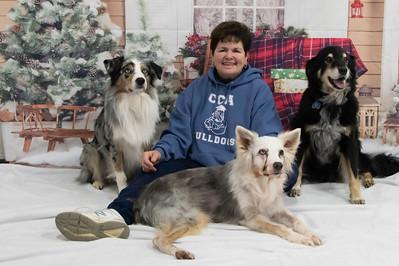 Crossroads Canine CPE Christmas 2019
