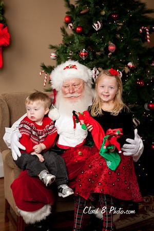 Chickering Santa