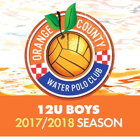 OCWPC 12U Boys 2017 - 2018 Season