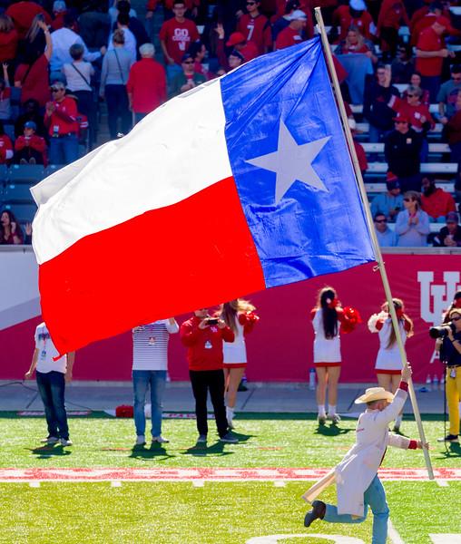 Texas victory flag