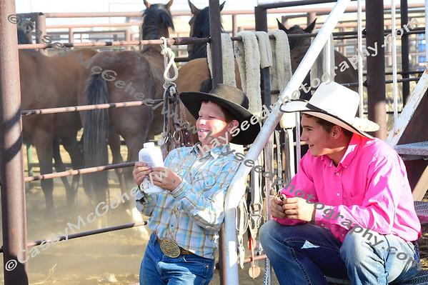 Shoshone Rodeo 7/28