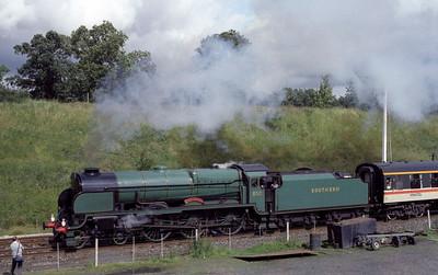 Cumbrian Mountain Express, 3 August 1985