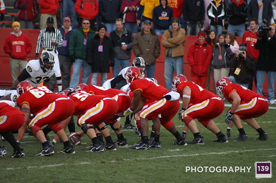 Iowa State Cyclones Football - 2006