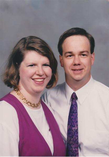 Dan and Sue 1992