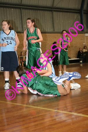 Semi Final U14 W2  Hills Vs Bankstown 30-7-06