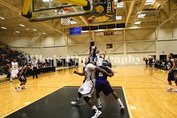 UAPB vs Prairie View Basketball 2011