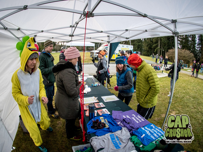Cap Crusher 2017, part of the Coast Mountain Trail Series. Photo: Scott Robarts Photography