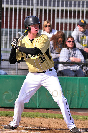Baseball: Burlington-Edison at Meridian HS 140428