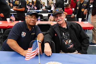 Socorro High School Veterans Day