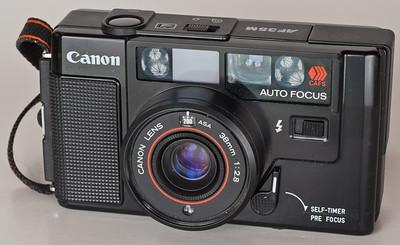 Canon AF35M - 1979