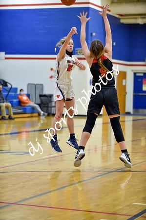 2021-02-03 SHA vs East Bullitt JV Girls Basketball