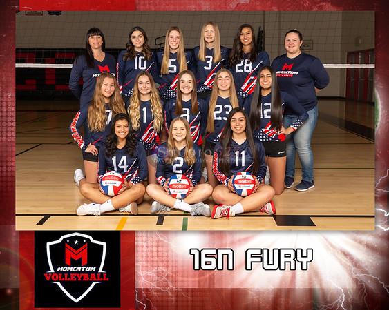 16N Fury