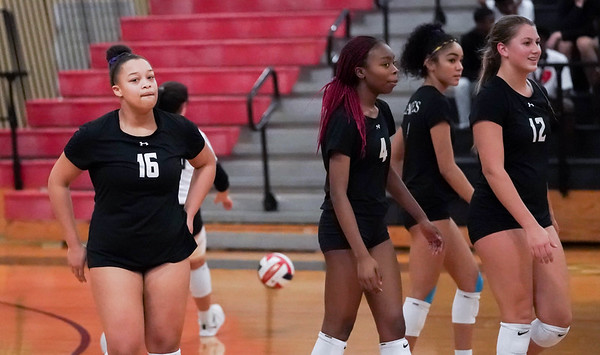 Richardson High School Volleyball Vs Lake Highlands HS