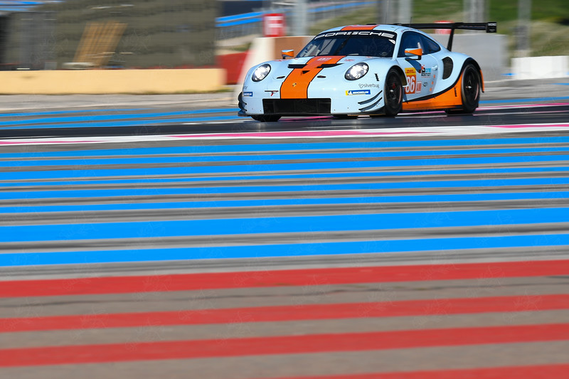 2018 FIA WEC Prologue Paul Ricard. ©2018 Ian Musson. All Rights Reserved