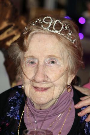 Tante Anna's 90th Birthday Celebration
