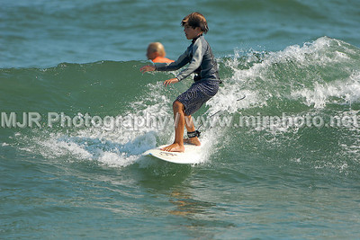 Surfing, Gilgo Beach, NY, (8-11-07)