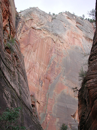 Zion's National Park with Jotham and Ruth September 2005