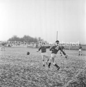 Aylesbury Utd v Bishops Stortford Dec 21st 1963