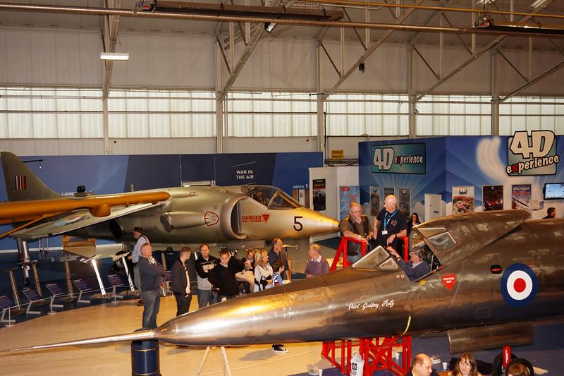 Bristol 188 and Kestrel FGA.1