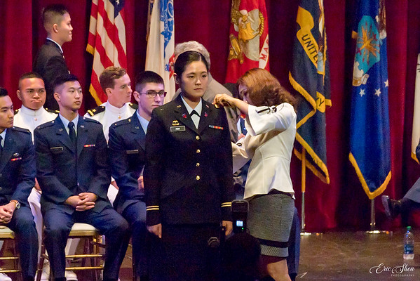 20190511 ROTC Officers Commissioning
