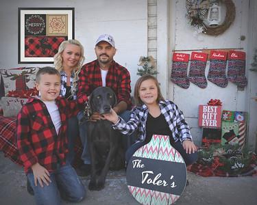 TOLER FAMILY CHRISTMAS