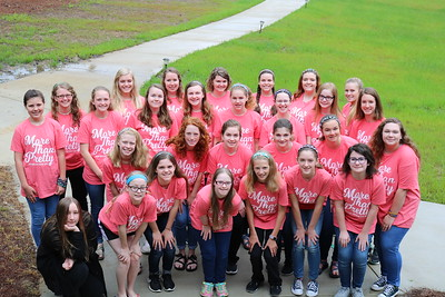 2018 Girls Retreat