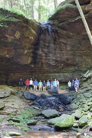 2017 CYP Hike with West Huntsville