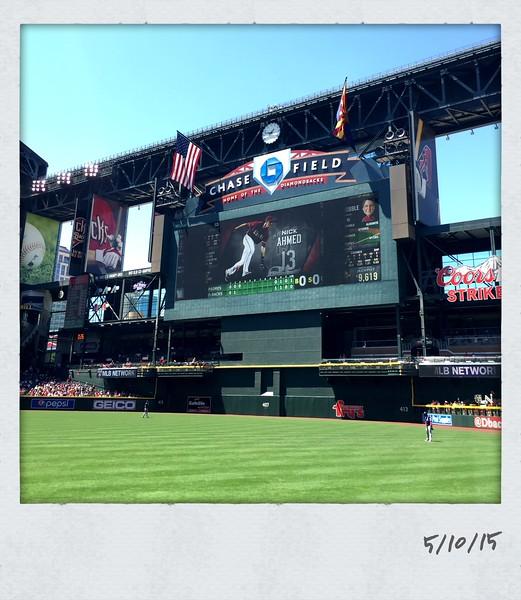 Baseball Stadium #17