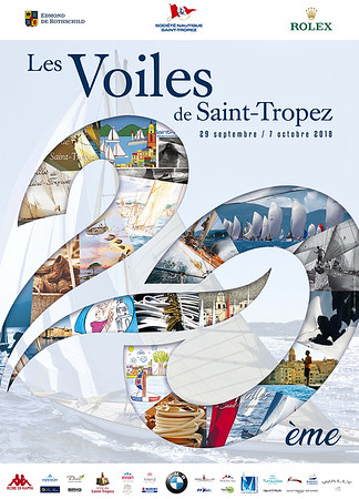 2018 - Les Voiles de Saint Tropez
