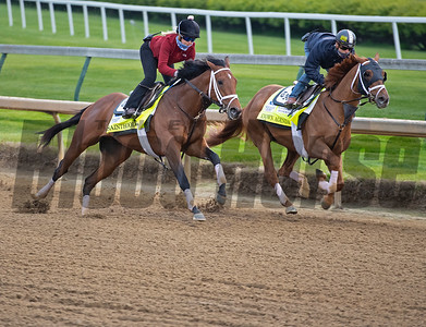 Kentucky Derby and Oaks Works
