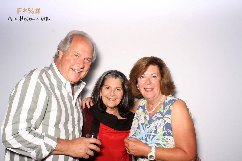 Helen's 65th Birthday (SkinGlow Booth)