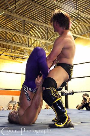 Matt Jackson vs Caleb Konley