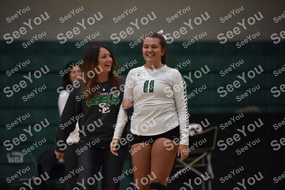 Clear Lake @ St. Edmond Volleyball