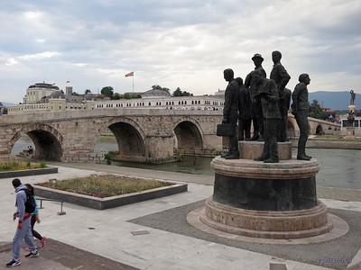 2015-10 Makedonija, Skopje