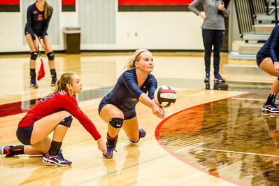 Volleyball SHS vs Delta 9-11-2015
