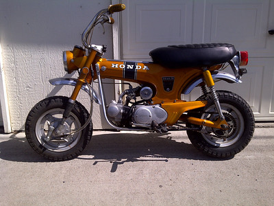 1970 Honda CT70KO Trail 70