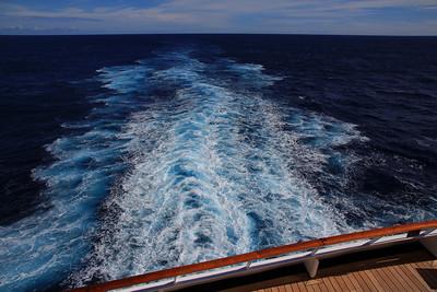 Day at Sea Captain's Table Nov 29