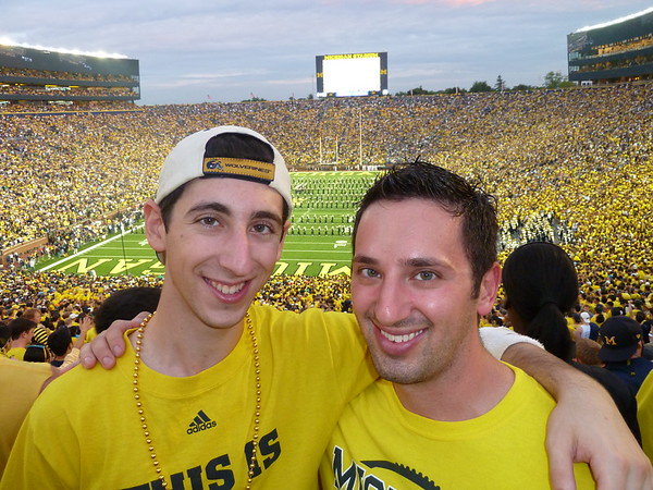 Notre Dame Game (2011-09-10)